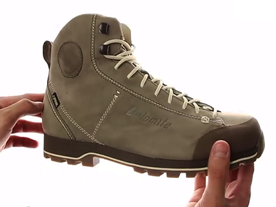 Dolomite 54 High FG GTX® Grey