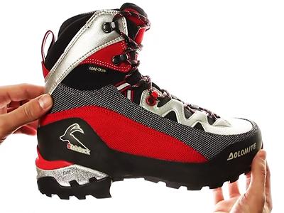 Dolomite Steinbock GTX® Red/Black