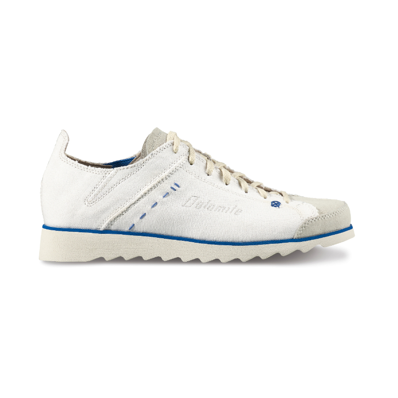 Dolomite Cinquantaquattro Travel Canvas White Royal EUR 42