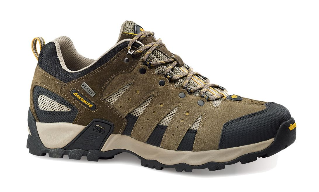 Dolomite Sparrow Low GTX® Mud/Yellow EUR 42